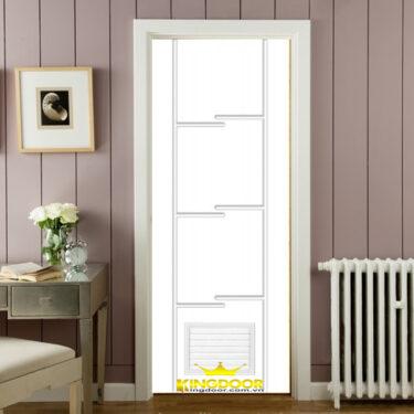 cửa nhựa gỗ sungyu 25