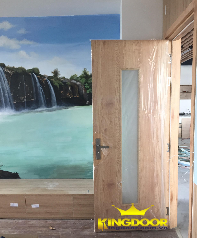 cửa nhựa giả gỗ chống nước 100%
