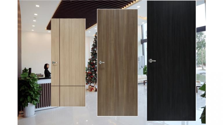 cửa nhựa cửa gỗ Kingdoor