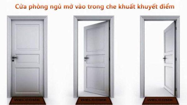hướng mở cửa an toàn