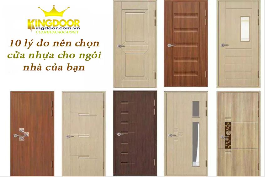 kingdoor cửa nhựa cao cấp